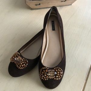 Alex Marie Jeweled Flats 9